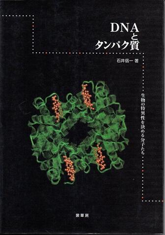 DNAとタンパク質 生物の特異性を決める分子たち