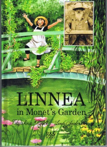 (洋書 英語)LINNEA in Monet