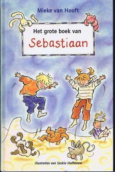 (洋書 オランダ)Het grote boek van Sebastiaan