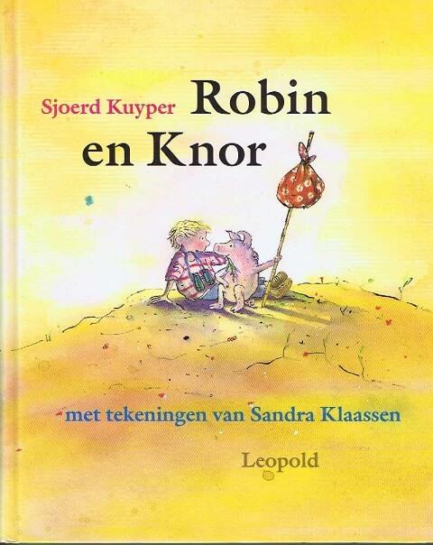 (洋書 オランダ)Robin en Knor