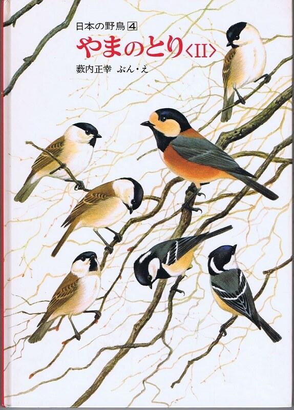 やまのとり2 日本の野鳥4 (福音館のかがくのほん)
