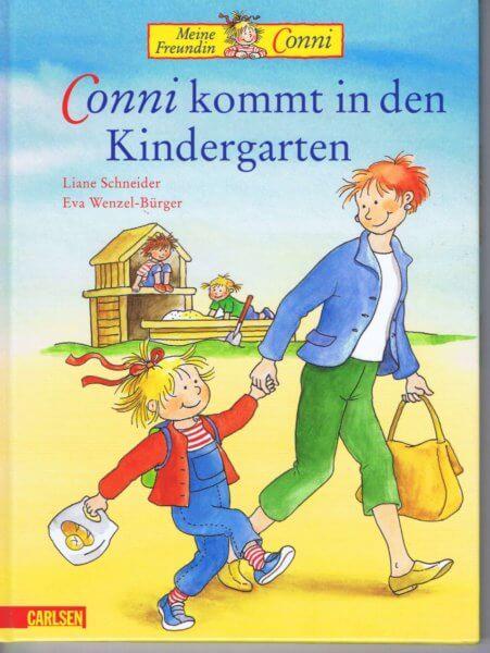(洋書 ドイツ) Conni kommt in den Kindergarten (Meine Freundin Conni)