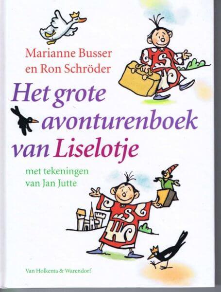 (洋書 オランダ) Het grote avonturenboek van Liselotje