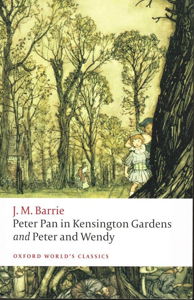 (洋書・英語) Peter Pan in Kensington Gardens and Peter and Wendy (ケンジントン公園のピーターパン/ピーターとウェンディ)