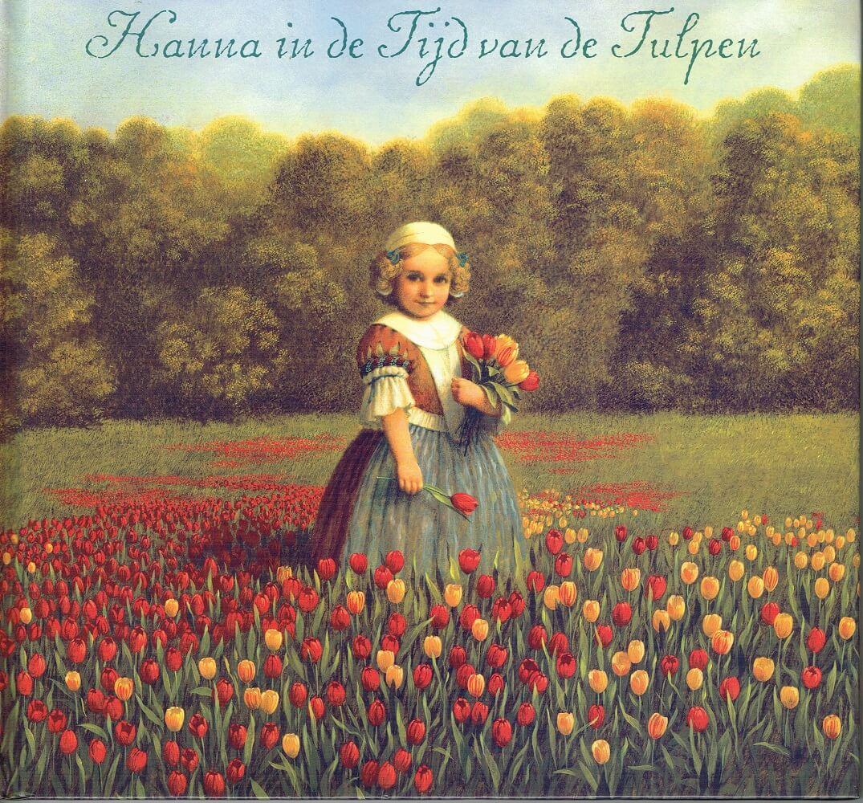 (洋書 オランダ) Hanna in de Tijd van de Tulpen
