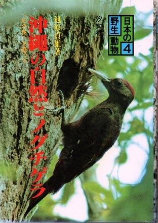 シリーズ日本の野生動物 4 沖縄の自然とノグチゲラ 「幻の鳥」を追って